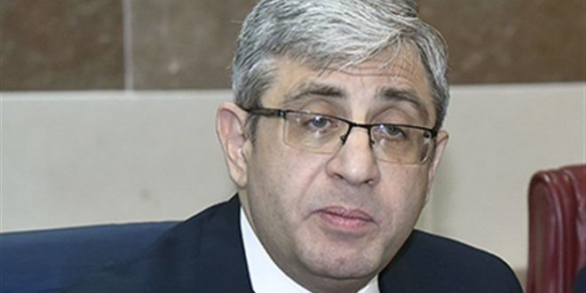 وزير التربية طارق المجذوب