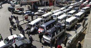 السائقون العموميون في لبنان