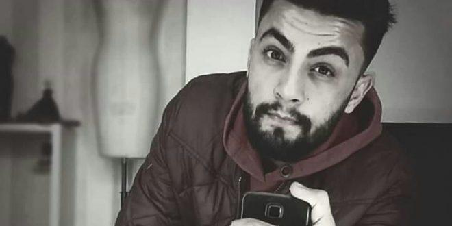 """الشاب الموهوب """"أحمد دلباني"""""""
