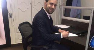 الإعلامي محمود جعفر