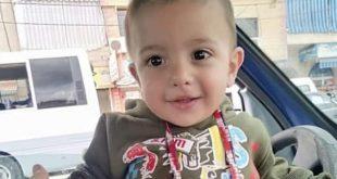 الطفل آدم ياسين