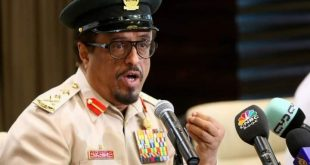 ضاحي خلفان - نائب رئيس شرطة دبي